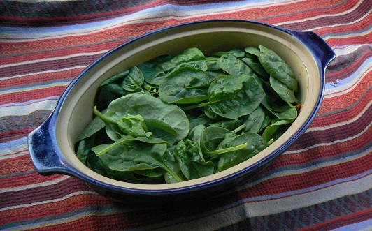 crispy-mushroom-layer-with-spinach