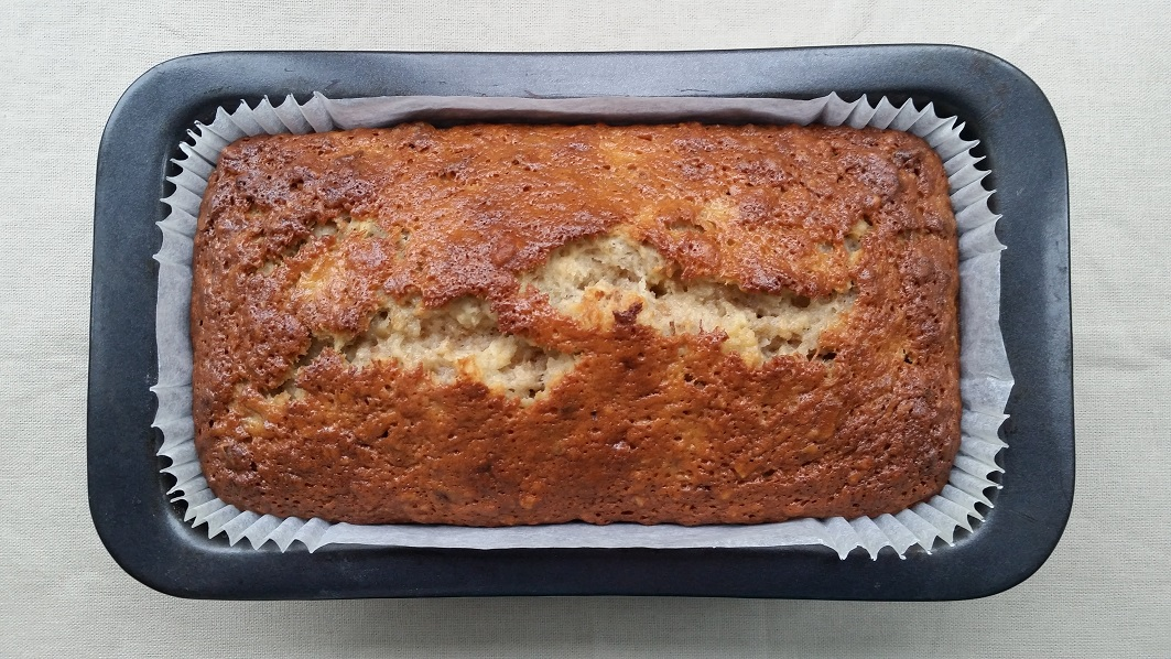 Using Overripe Bananas: Banana And Walnut Loaf