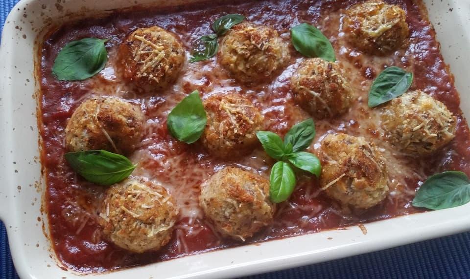 Meatless balls