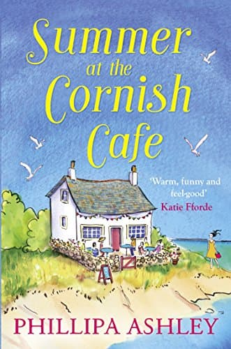 Summer at the Cornish Cafe by Phillipa Ashley